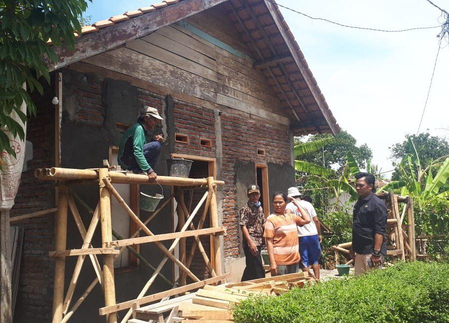 Monitoring Warga Penerima Bantuan Stimulan Perumahan Swadaya (BSPS)
